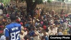 Bamwe mu Bayoboke ba Zebiya Ngendakumana
