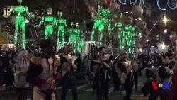 Pîrozbahîyên Rengûreng yên Halloween li New Yorkê