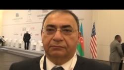 Asim Mollazadə Azərbaycanın istiqlaliyyət günü və Amerika-Azərbaycan forumu