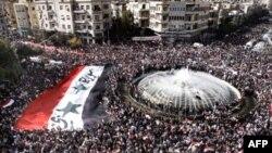 Сирия: новая кровь