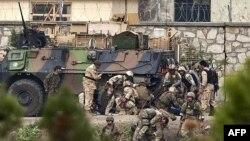 Силы НАТО в Афганистане