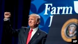 美國總統川普決定親自參加達沃斯論壇