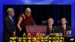 Dalai Lama's Visit to North America