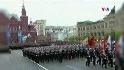 Rusiya Qərbə qarşı