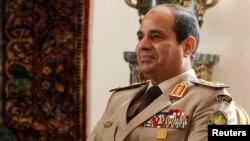 Ông el-Sissi từ chức Tổng tư lệnh quân đội để ứng cử tổng thống