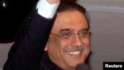 巴基斯坦現任總統扎爾達里