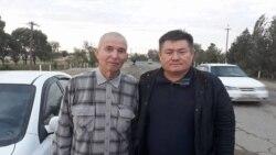 Jurnalist Solijon Abdurahmonov ozodlikka chiqdi