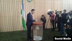 """""""Milliy tiklanish"""" partiyasidan prezidentlikka nomzod Sarvar Otamuratov"""