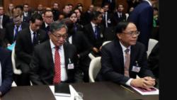 ICJ ကုိ ျမန္မာကုိယ္စားလွယ္အဖဲြ႔ ထြက္ခြာ