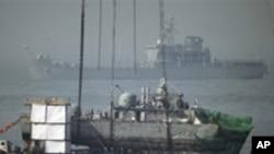 한국 합동조사단, '천안함 외부 폭발 가능성 매우 높아'