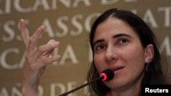 Sánchez participó de una conferencia en el III Congreso Iberoamericano de Redes Sociales en Burgos.