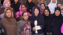 In Afghanistan, An Uncertain Future for Afghan Women's Rights