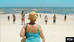 Кадр из фильма «Рай. Любовь»