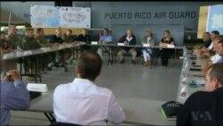 "Trump Praises Puerto Rico Rescue Efforts, Calls Hurricane Katrina ""Real Catastrophe"""