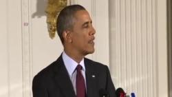 奥巴马为少数族裔退伍军人授勋