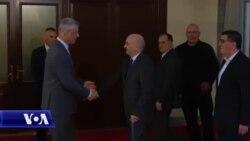 Thaçi: Në Uashington nuk është përmendur ndarja e Kosovës