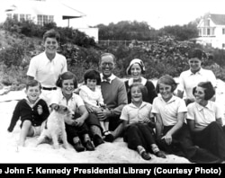The Kennedy Family. Jack Kennedy's father was a wealthy businessman who became the U.S. representative to Great Britain. His mother's father was the mayor of Boston.