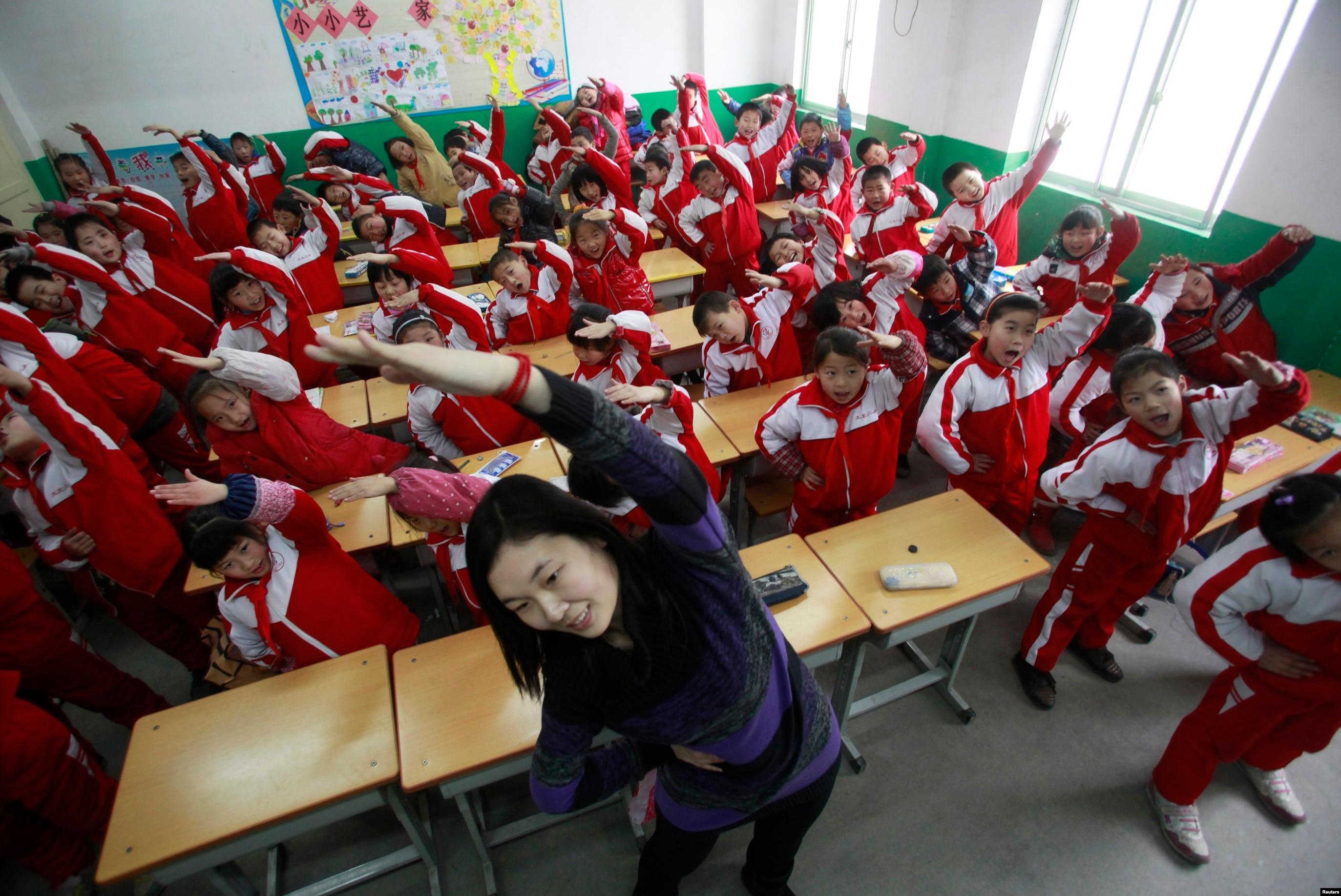 Секс в школе китайские