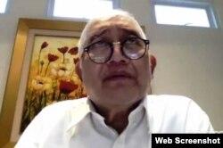 Prof Dr Kusnandi Rusmil, Ketua Tim Uji Riset Vaksin Covid 19, Universitas Padjajaran, Bandung. (Foto: screenshot)