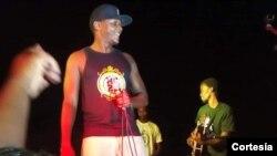 Mentor Carismático, cantor moçambicano
