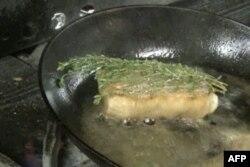 Mnogi kuvari smatraju da je gvoždje idealni provodnik toplote.