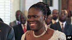 L'ex-première dame ivoirienne Simone Gbagbo