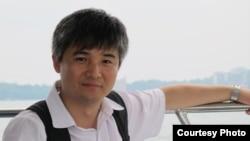 Ketua kelompok advokasi anti-diskriminasi China, Lu Jun.