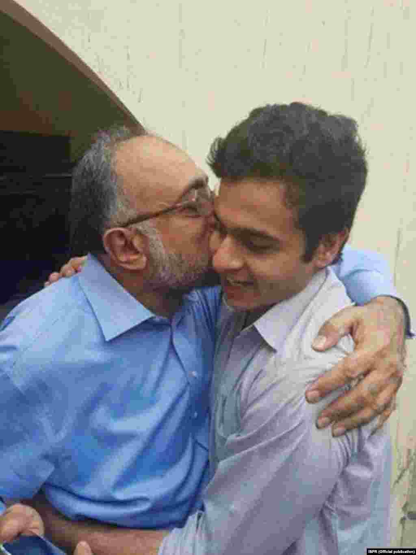 سندھ ہائی کورٹ کے چیف جسٹس سجاد علی شاہ کے مغوی بیٹے اویس شاہ کو بازیاب کروا لیا گیا ہے۔