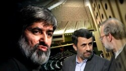 پرونده لات ها و نامردها؛ اختلاف احمدی نژاد با برادران لاریجانی