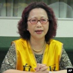 台湾青年反共救国团常务理杨月清