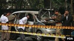 Polisi India mungkin semakin dekat untuk memastikan peran Iran dalam pemboman bulan lalu atas mobil diplomatik Israel di New Delhi.