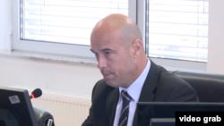 Milan Tegeltija na vanrednoj sjednici Visokog sudskog i tužilačkog vijeća, Sarajevo, 23. maj 2019. godine