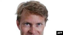 Ông Luke Harding, thông tín viên tại Moscow cho tờ the Guardian