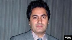 Saleh Kamrani, AN.T-nin rəhbəri