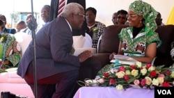 UDr Amai Grace Mugabe igama abambiza ngalo kuZanu PF