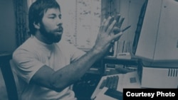 Steve Wozniak revolutionized the tech industry in 1978 by building the Apple II computer with his Apple co-founder Steve Jobs. (woz-u.com)