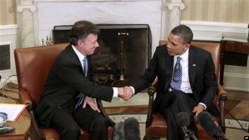 Obama Free Trade Agreement A Win Win For Us Colombia