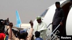 Janal Muhammadu Buhari.
