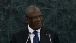Allocution du President Ibrahim Boubacar Keita du Mali