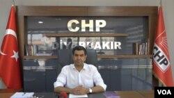 CHP Diyarbakır İl Başkanı Mehmet Sayın