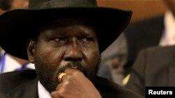 Shugaban Sudan ta Kudu Salva Kir