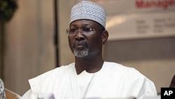 Shugaban hukumar Zabe ta Najeriya, INEC, Farfesa Attahiru Jega
