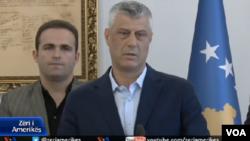 Predsednik Kosova Hašim Tači (arhivski snimak)