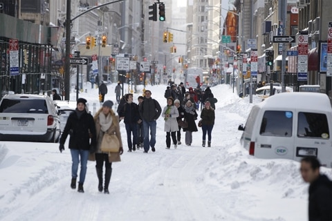 How to stay warm and safe in freezing weather for Warm places to visit in december in usa