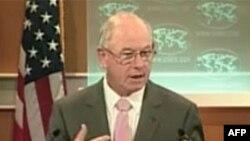 Филипп Кроули, пресс-секретарь Госдепартамента США.