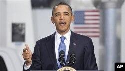 بجٹ کی منظوری میں تاخیر نقصان دہ ہے: صدر اوباما