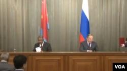Eritrea and Russia FMs-Sign