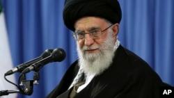 Shugaban Iran Ayatollah Ali Khomenei