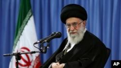伊朗精神領袖哈梅內伊