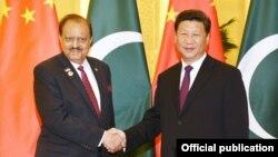 پاکستان اور چین کے صدور